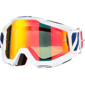 100% Accuri Anti Fog Mirror Goggles, af066